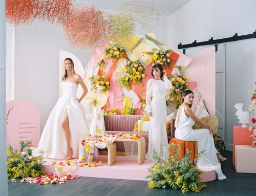 Juicy, Juicy Colors + Insane Florals! It's the Modern Love Event Recap in San Diego
