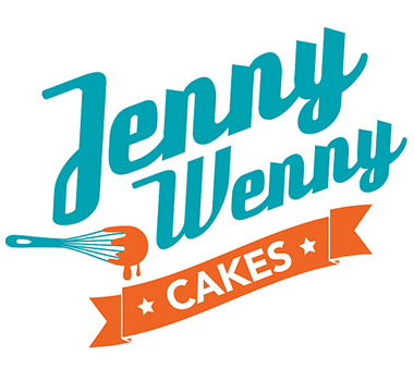 Jenny Wenny Cakes Logo